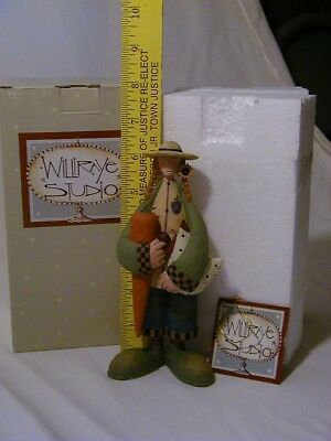 """Williraye WW7758 Great Growing stands 6 ¼"""" tall with box"""