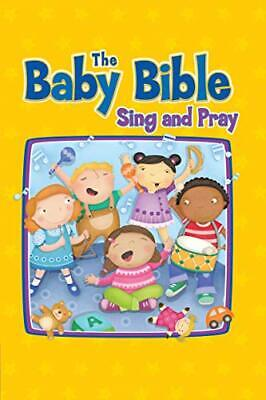 Baby Bible: Teach Me to Sing and Pray (Baby Bible... by Currie, Robin Board book