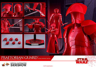 1/6 Star Wars Praetorian Guard with Double Blade MMS Hot Toys 903183 IN STOCK
