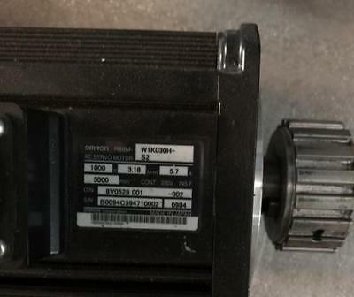 1pcs Used 100% test Omron Servo Motor R88M-W1K030H-S2 by DHL or EMS