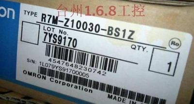 1pcs Omron server motor R7M-Z10030-BS1Z   new in box by DHL or EMS