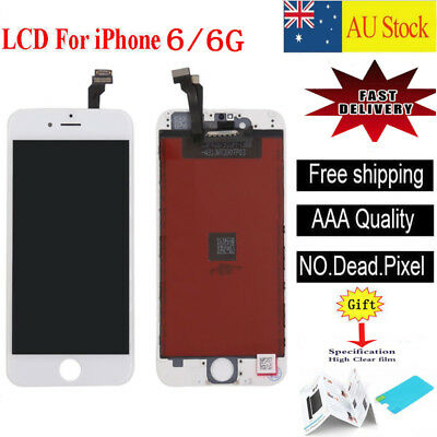 For iPhone 6 LCD Touch Screen Replacement Digitizer Display Assembly