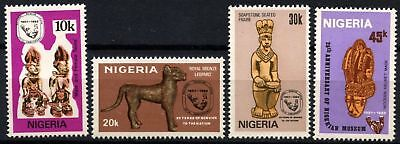 Nigeria SG#442-445 National Museum MNH Set #D75387