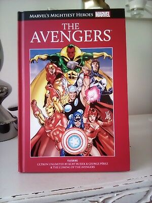 Marvel Graphic Novel - The Avengers. Two Stories From The Avengers. Mint.