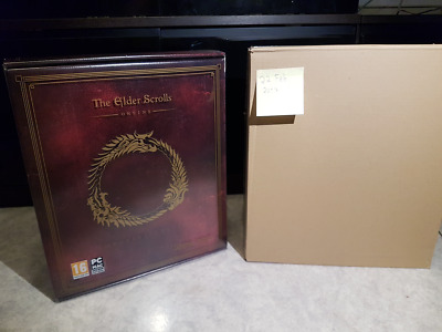 *BRAND NEW* The Elder Scrolls Online: Imperial Collector's Edition (PC)