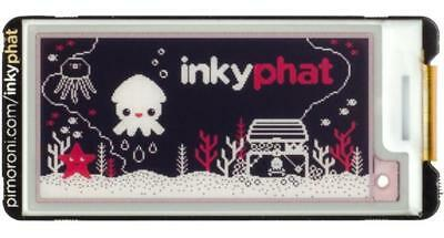Inky pHAT for Raspberry Pi Zero - PIMORONI