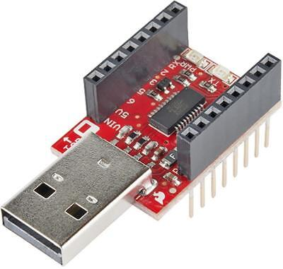 USB Programmer for Microview Module - SPARKFUN ELECTRONICS