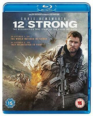 12 Strong [Blu-ray] [2017] - DVD  QDVG The Cheap Fast Free Post