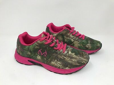 cbaa2ad662bba REALTREE OUTFITTERS COBRA Camo Camouflage Shoes Mens Size 14 M ...