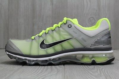875b091b4e sale 30 new nike air max 2009 neutral grey volt mens shoes size 9.5 486978  328ef