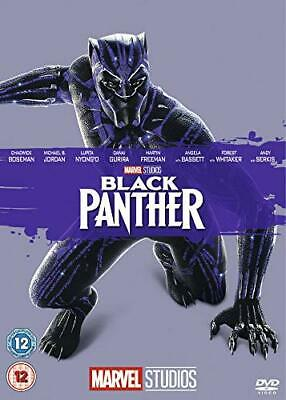 Black Panther [DVD] [2018] - DVD  89VG The Cheap Fast Free Post