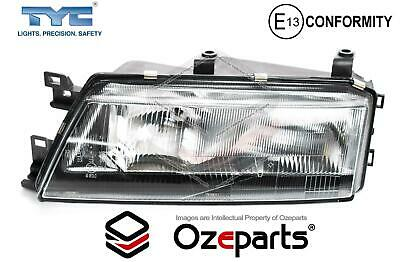 LH Left Hand Head Light Lamp (Glass) For Mitsubishi Magna TE TF TH TJ 1996~2003
