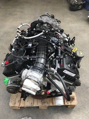 15 Ford F150 Complete 3.5 Twin Turbo Engine Motor Complete W/ Trans Tcase 24K