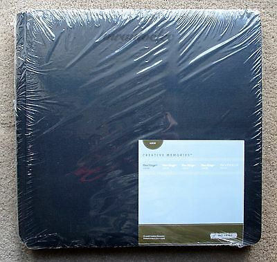 Creative Memories True 12x12 Black Album / Coverset