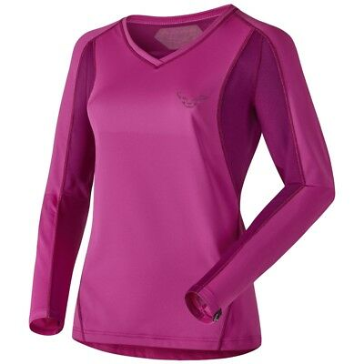 NEW Dynafit COMPOUND Womens Small S//S Tee Hiking Running T Shirt Msrp$60