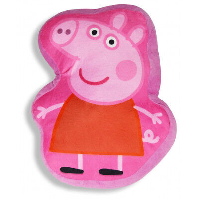 Coussin Forme Peppa Pig