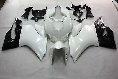 Unpainted ABS Fairings Kit For DUCATI 1199 899 Panigale 2012-2014 2013 INJECTION