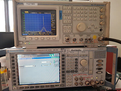 IFR/Marconi 2390A Spectrum Analyzer 9 KHz - 22 GHz (with TG, tested)