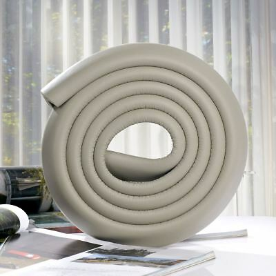 2M Table Edge Corner Soft Foam Protector Cushion For Baby Kids Safety Gray AU