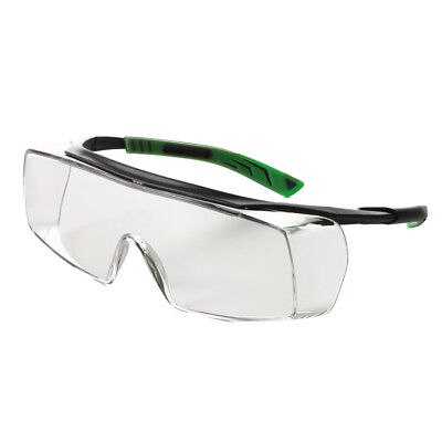 Univet 5X7 Overspecs Safety Glasses Over Spectacles Work Specs (5X7.03.11.00)