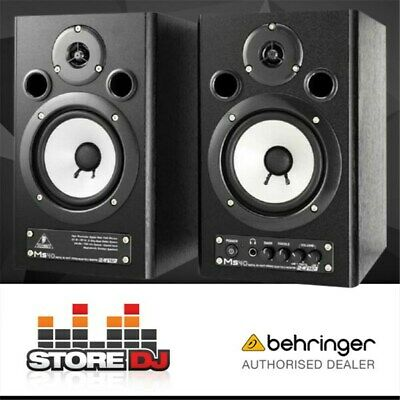 Behringer MS40 Active 40W Monitor Speakers (Pair)