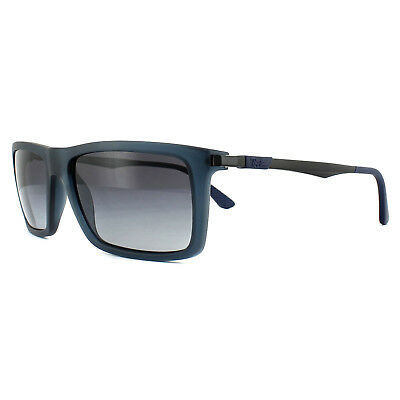 4a20cc422b RAY-BAN SUNGLASSES CHRIS 4187 710 71 Tortoise   Gunmetal Green ...