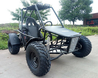 200cc edge style off road single seat full size dune buggy 1 forward/1 reverse