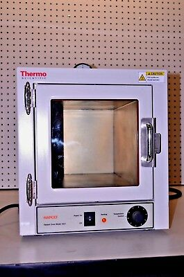Thermo Scientific iNAPCO Benchtop Laboratory Vacuum Oven 5831 Tested 50C - 150C