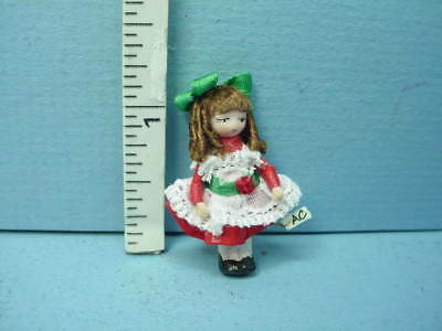 Miniature Ethel Hicks Dolls of the World DH Doll/'s Doll  Wee Holland #963