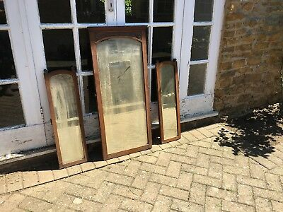 Haunted Antique mirrors, triple for dresser