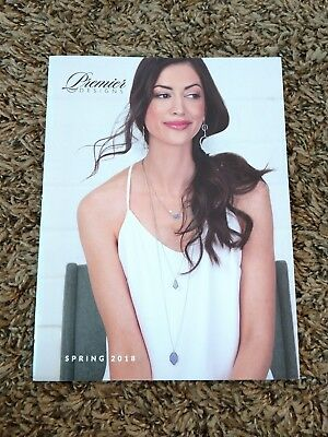 Premier Designs Jewelry 2018 Spring Catalog 27 Pages New For Referencing