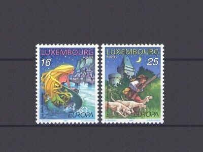 Luxembourg, Europa Cept 1997, Tales & Legends, Mnh