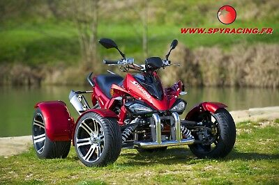 Quad Spy Racing 350 F3