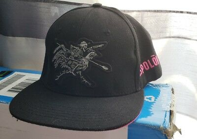 Brand New Espolon Tequila Authentic Baseball Hat Cap Day of the Dead RARE