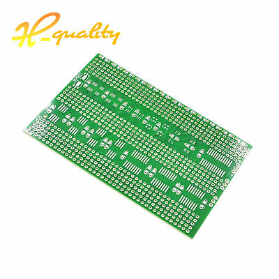 7x11cm single-sided SMD Prototype Universal board Experiment Circuit Board NEW