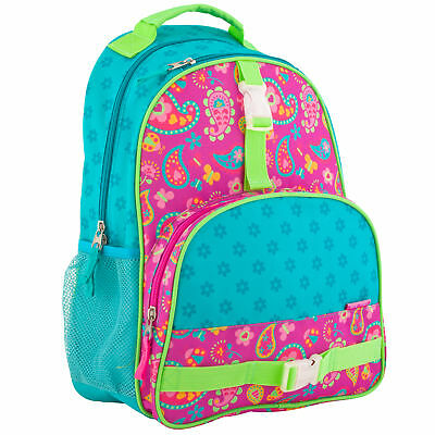 Stephen Joseph All Over Print Backpack, Paisley