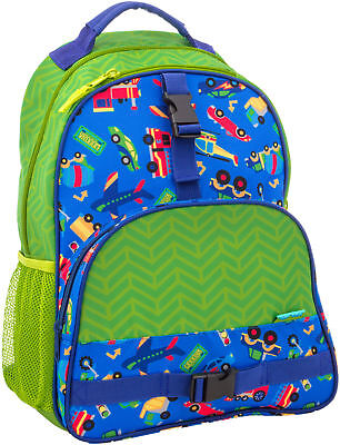 Stephen Joseph All Over Print Backpack, Transportation