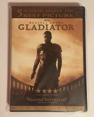 Gladiator Widescreen Edition DVD Used