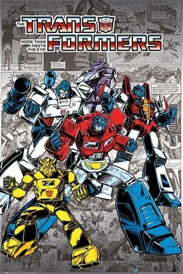 Transformers Robots in Disguise Poster