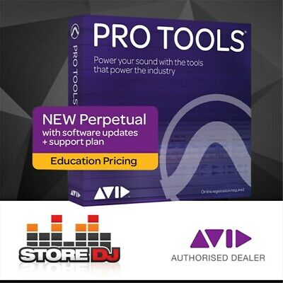 Avid Pro Tools Perpetual Licence (EDU Student/Teacher Version)