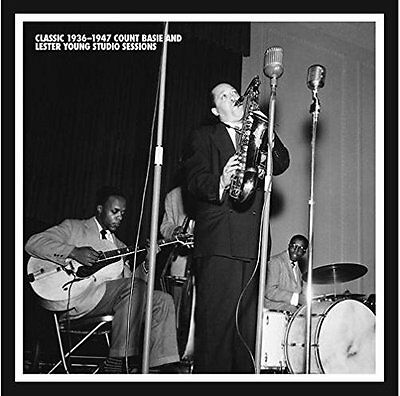 Count Basie & Lester Young - Mosaic: Classic Studio Sessions 1936-1947 Box Set