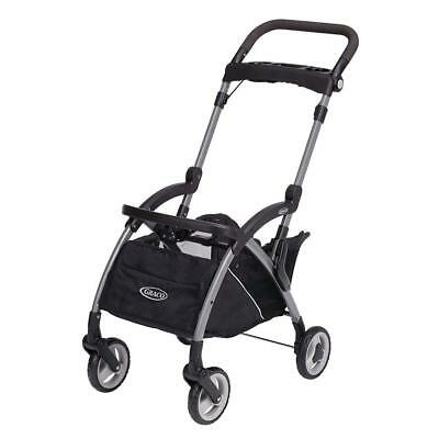 Graco Snugrider Elite Stroller and Car Seat Carrier Black
