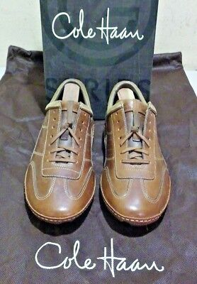 New Cole-Haan Air Infinity Oxford  dark brown size 15 brand new