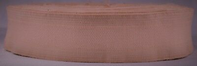 "990g roll of 2"" inch light pink woven elastic (b stock segmented)"