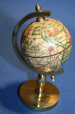 Small Globe nicely Detailed