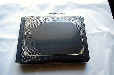 Creative Memories Black 5x7 Album Coverset WITH WHITE PAGES