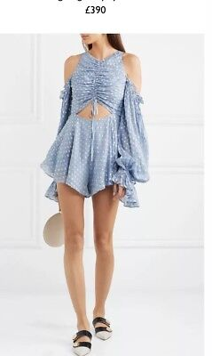 ee6cf73df1 NEW ALICE MCCALL Doing It Right Playsuit Size 0 US 4 AUS Romper Jumpsuit -   133.20
