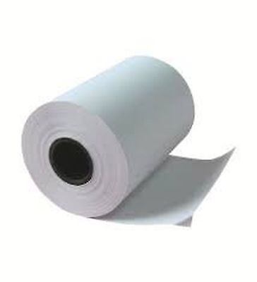 "Thermal Credit Card Machine Paper for ICT220 Ingenico, 2 14"" x 50' (10 Rolls)"