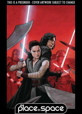 (Wk31) Star Wars: The Last Jedi Adaptation #5A - Preorder 1St Aug