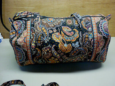 "Vera Bradley 18"" long Kensington Duffle Bag"